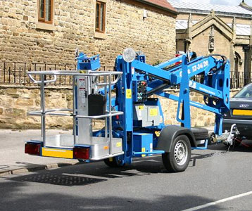 Cherry Picker Hire Costs