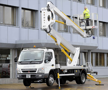 Cherry Picker Hire in Your City