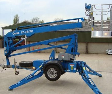 Cherry Picker Hire Los Angeles