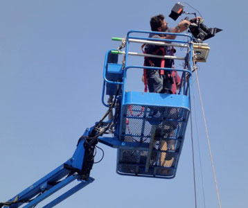 Cherry Picker Hire Phoenix