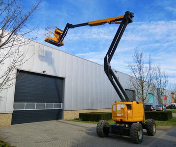 Cherry Picker Hire Rates