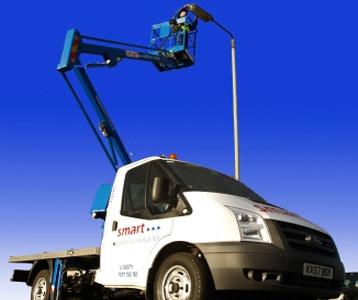 Cherry Picker Rent