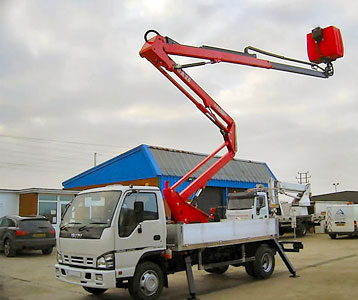 Rent a Cherry Picker