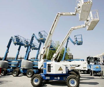 Where to Rent a Cherry Picker